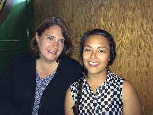 Dr. Melissa Remis & Liz Hall