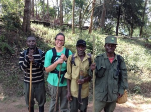 Sav Bwindi Tracker Photo